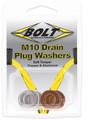 Bolt - Crush Washers 10x18mm 10/pk - DPWM10.18-10