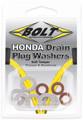 Bolt - Crf Drain Plug Washer Kit - DPWM6.M8-H