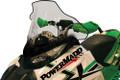"Powermadd - Cobra W/s A/c Yam Mid Clr/grpc 17"" Clear/ Blk Fade - 14530"