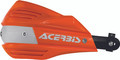 Acerbis - X-factor Handguards Orange/white - 2374191362