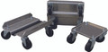 Supercaddy - 3 Piece Extra Heavy Duty Dolly Set - SEMI PROCADYZZ