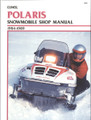 Clymer - Repair Manual S/m Pol - CS832