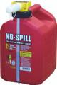 No-spill - Gas Can 2.5 Gal 11.75x8x10 - 1405