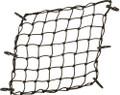 "Powertye - Cargo Net Adjustable Black 15""x15"" - 50152"