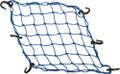 "Powertye - Cargo Net Adjustable Blue 15""x15"" - 50153"