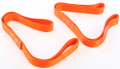 "Powertye - Soft-tye Tiedown 1""x18"" Orange - 42189"