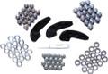 Venom Products - 3/pk Adj Clutch Weight Pol 56-94 Gram - 930999