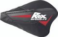 Rox - Rox Flex-tec 2 Handguard Red S/m - FT-HG-R