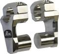 "Rox - Elite Series Pivot Handlebar Riser 2"" (natural) - 1R-P2PP"