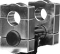 "Rox - Dual Pivot Handlebar Riser 1"" Rise For 7/8"" Bars - 1R-BR1SS"