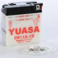 Yuasa - Battery 6n11a-1b Conventional - YUAM26111