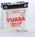 Yuasa - Battery 12n5.5-3b Conventional - YUAM2255B
