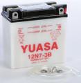 Yuasa - Battery 12n7-3b Conventional - YUAM2273B