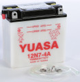 Yuasa - Battery 12n7-4a Conventional - YUAM2274A