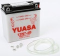 Yuasa - Battery 12n7-4b Conventional - YUAM2270B