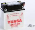 Yuasa - Battery 12n7d-3b Conventional - YUAM227DB
