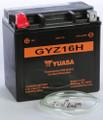 Yuasa - Battery Gyz16h Sealed Factory Activated - YUAM716GH