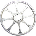 "Tki - 8-spoke Billet Wheel Natural 10"" - TKI-108"