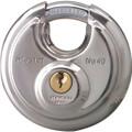 "Master Lock - Stainless Steel Round Padlock 2.75"" - 40DPF"