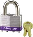 "Master Lock - Laminated Steel Padlock 1.75"" - 1D"