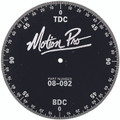 Motion Pro - Degree Wheel - 08-0092