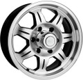 "Awc - 870 Series Aluminum Trailer Wheel 14""x6"" - 870-46012"