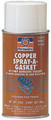 Permatex - Copper Spray-a-gasket 9oz - 80697