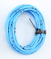 Shindy - Electrical Wiring Sky Blue 14a/12v 13' - 16-674