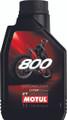 Motul - 800 2t Pro Racing Premix Liter - 104038