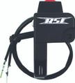 Rsi - Billet Throttle Block W/ Push Button Kill Switch S-d - TB-7