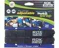 """Rokstraps - Motorcycle Strap Black 18""""x60""""x1"""" - ROK10025"""