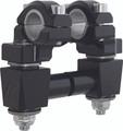 Rox - Elite Anti-vibration Riser Black - 1R-AV2SEK