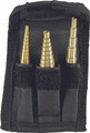 Performance - 3 Pc Step Drill Set - W9003