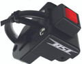Rsi - Billet Throttle Block W/ Push Button Kill Switch - TB-9