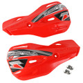 Zeta - X3 Handguard Shield Red - ZE72-0405