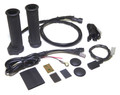 Koso - Apollo Heated Grip Kit W/heated Throttle Warmer - AX073210