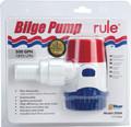Rule - Non-automatic Bilge Pump 500 G Ph - 25DA