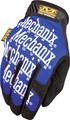 Mechanix - Glove Blue M - MG-03-009