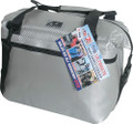"""Ao Coolers - Carbon Cooler 12/pk Silver 14""""x7""""x12"""" - AOCR12SL"""