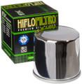 Hiflofiltro - Oil Filter Chrome - HF204C