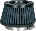 K&n - Single Flange Racing Flame Arrestor (black) - 59-2042RK