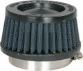 K&n - Single Flange Racing Flame Arrestor (black) - 59-2046