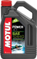 Motul - Power Jet 4t 10w40 4-stroke Pwc Oil 4 Lt - 105874