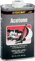 Itw Evercoat - Acetone, Quart (100582)