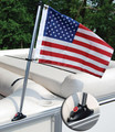 "Taylor Made - Flag & Mount, 24"", 12"" x 18"" US Flag (921)"