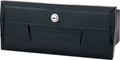 Attwood - Glove Box, Standard, Black (2638-1)