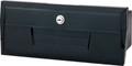 Attwood - Glove Box, Standard, Black (2638-1)