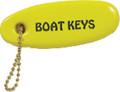 """Hardline - Key Float,  Yellow, 12-""""Fish"""", 12-""""Girl Skiing"""" (X-24)"""