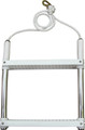 "Jif Marine - Boat Ladder, 3-Step, 33"" (EOO3)"
