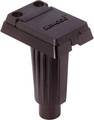 Attwood - Square 2-Pin Base, Black (911370-1)